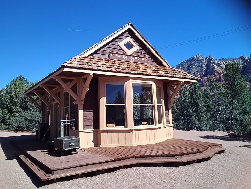 Sedona Telegraph Office