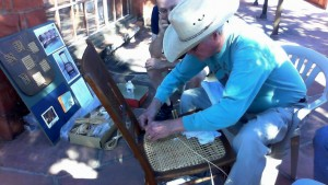 Chair Caning Demo- Mondays at the Museum @ Sedona Heritage Museum | Sedona | Arizona | United States
