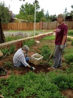 Get involved - gardening
