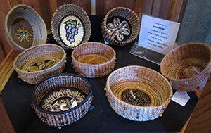 pine baskets