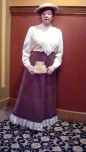 Sarah Elizabeth Gilliand Brady/Living History @ Sedona Heritage Museum